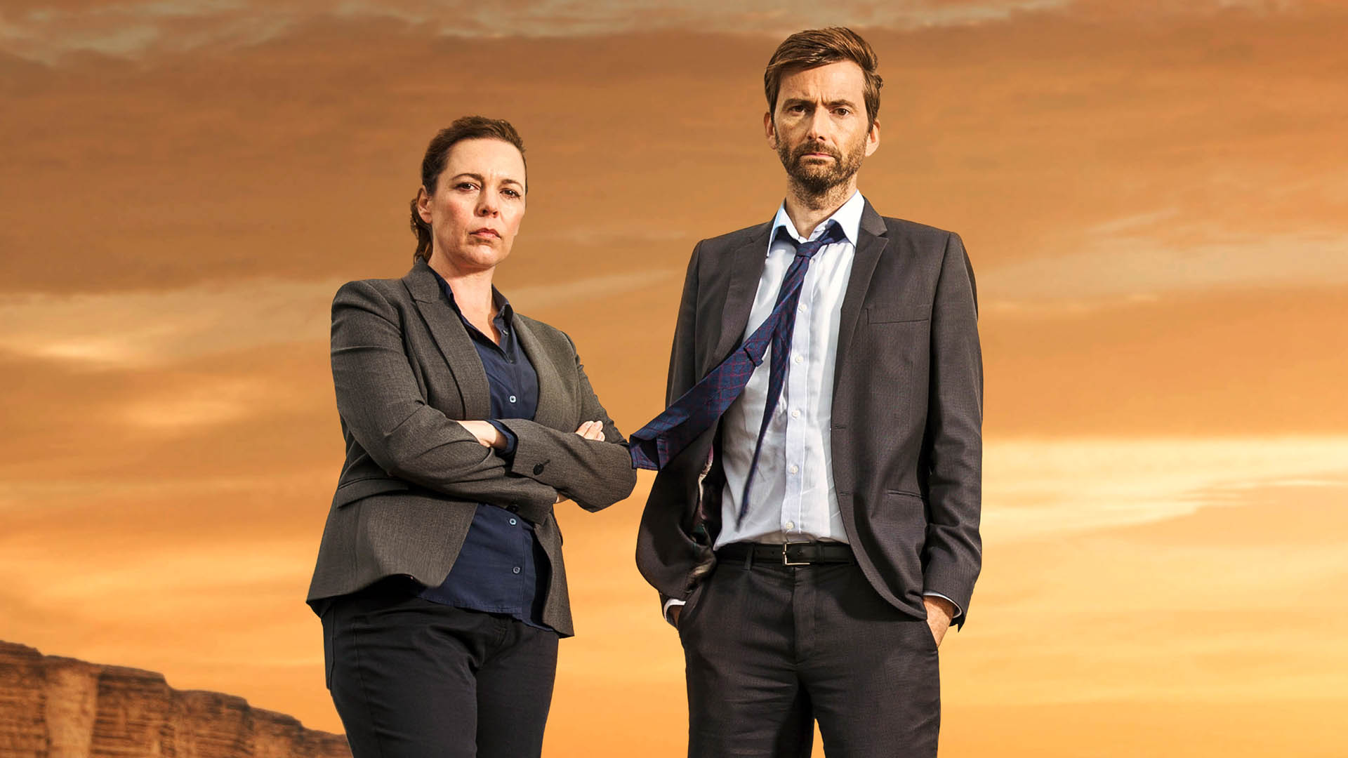 TV streaming; Broadchurch