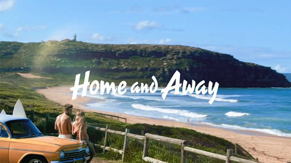 TV streaming; Home and Away