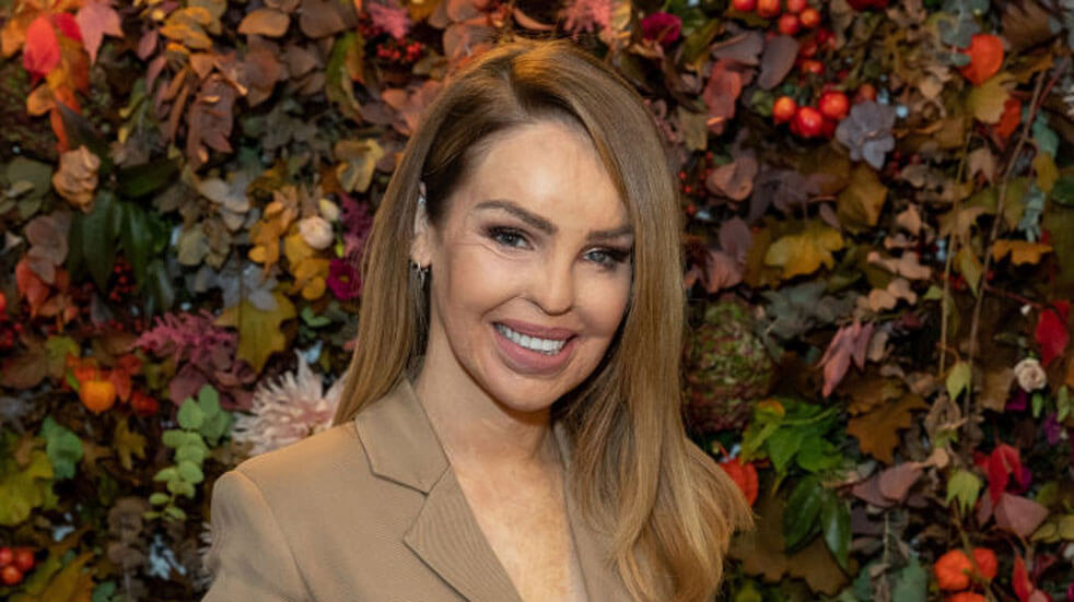 Everything you need to know about podcasts; Katie Piper