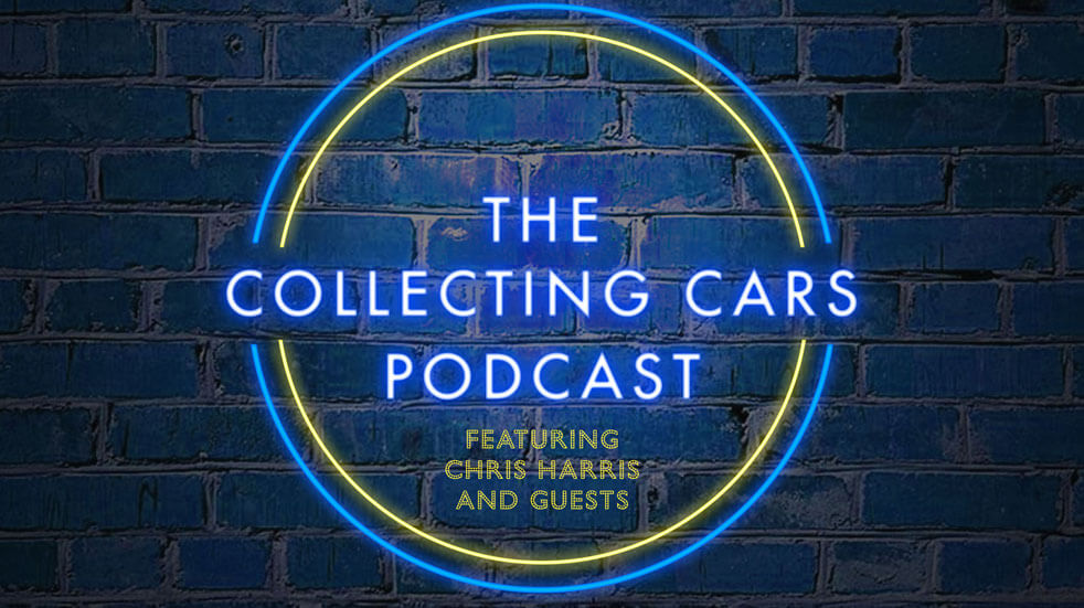 Everything you need to know about podcasts; The Collecting Cars podcast