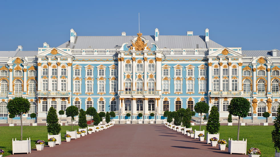 Expert guide to St Petersburg Catherine Palace
