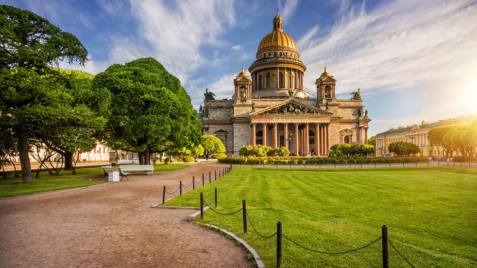 Expert guide to St Petersburg St Isaac's Cathedral