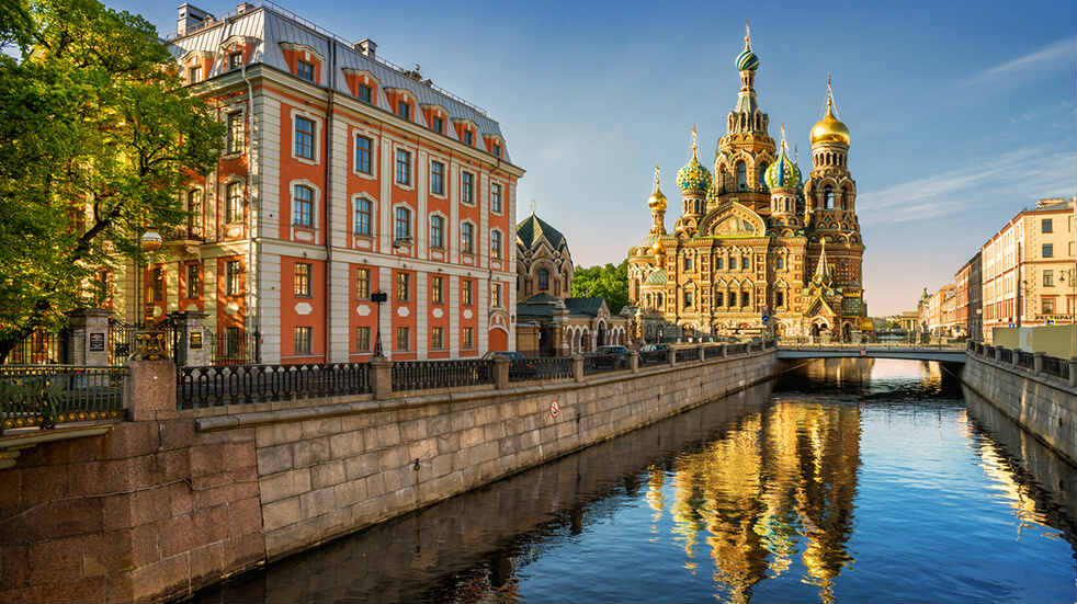 Expert guide to St Petersburg