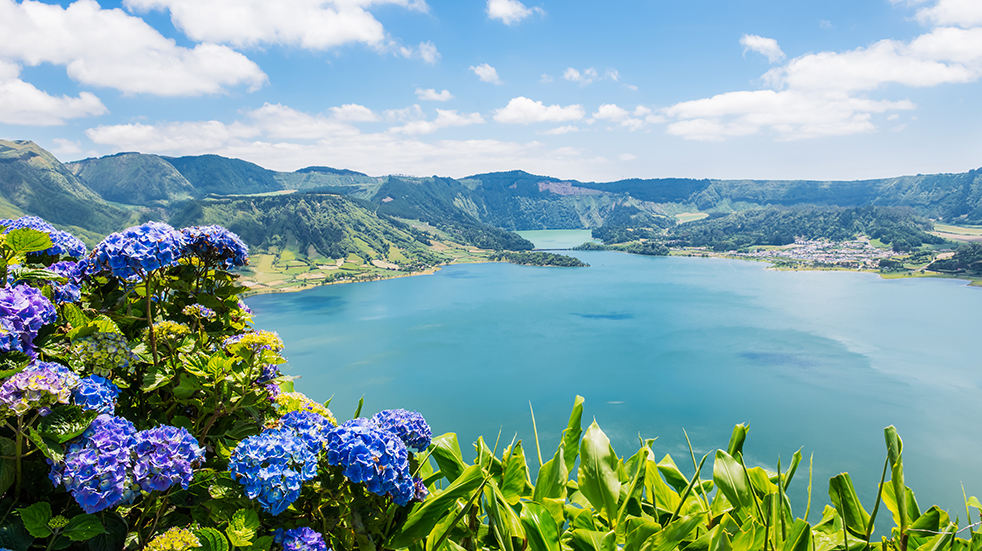 Explore Azores Sao Miguel islands: Sunvil