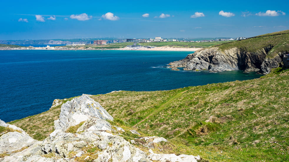 Family walking trails: Pentire Head, Cornwall