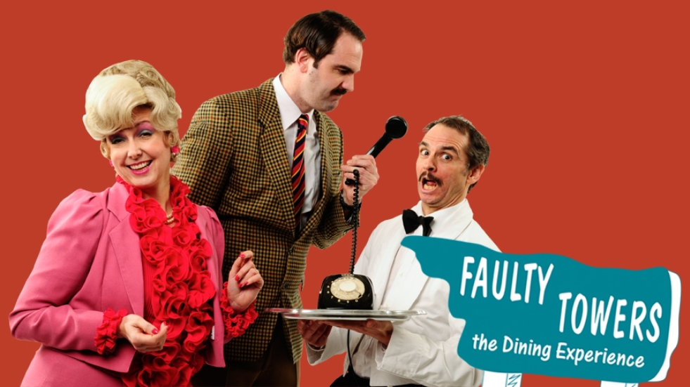 15 Fawlty Towers facts