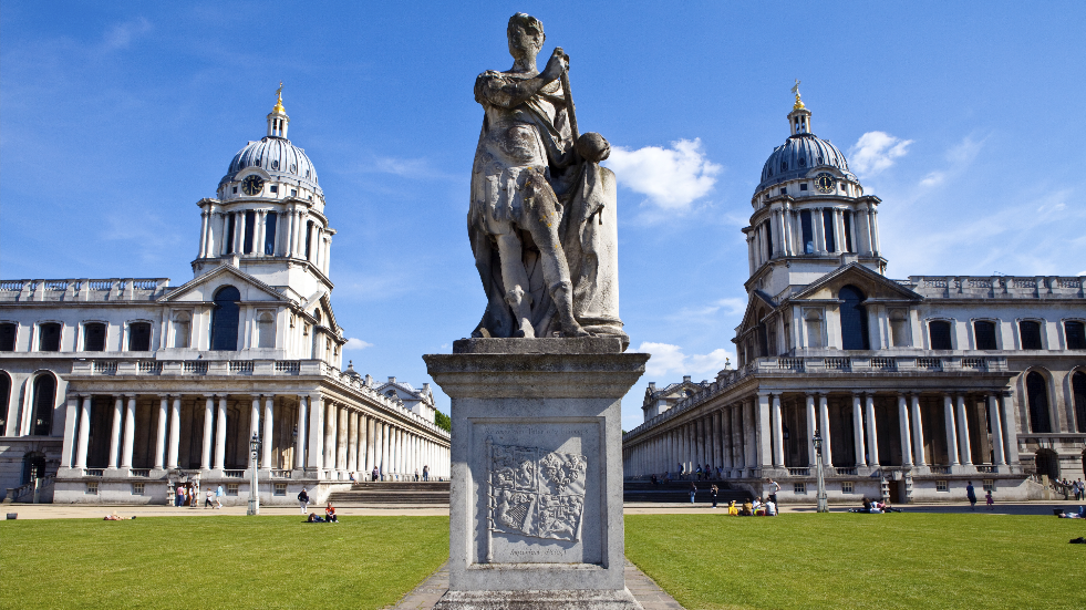 Royal Naval College Greenwich Tour