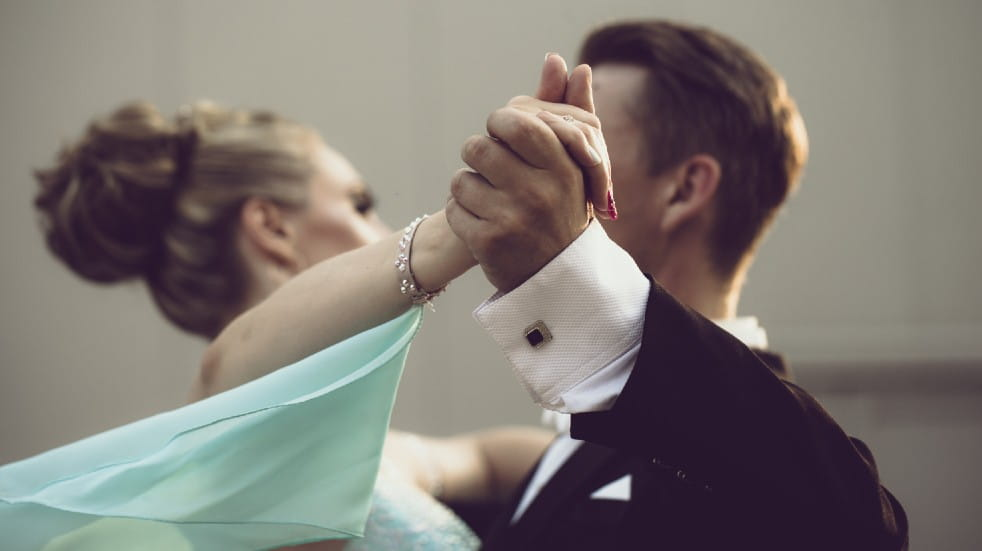 Free events March couple dancing