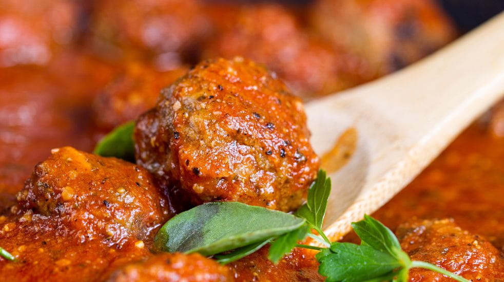 Free events March meatballs