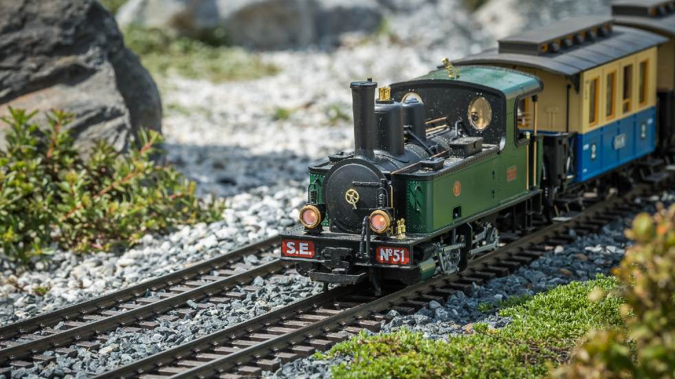 Free events March model railway