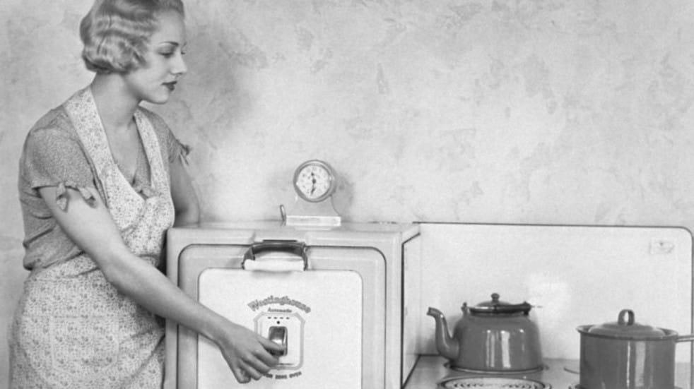 Free events March woman kitchen