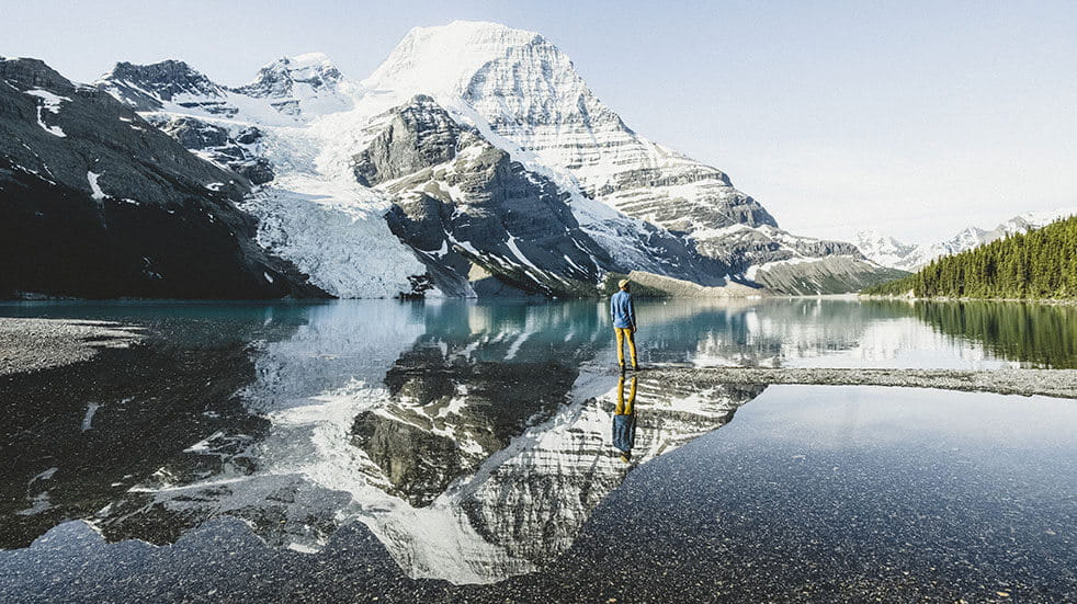 Frontier Canada travel guide: Mount Robson Provincial Park in the BC Rockies