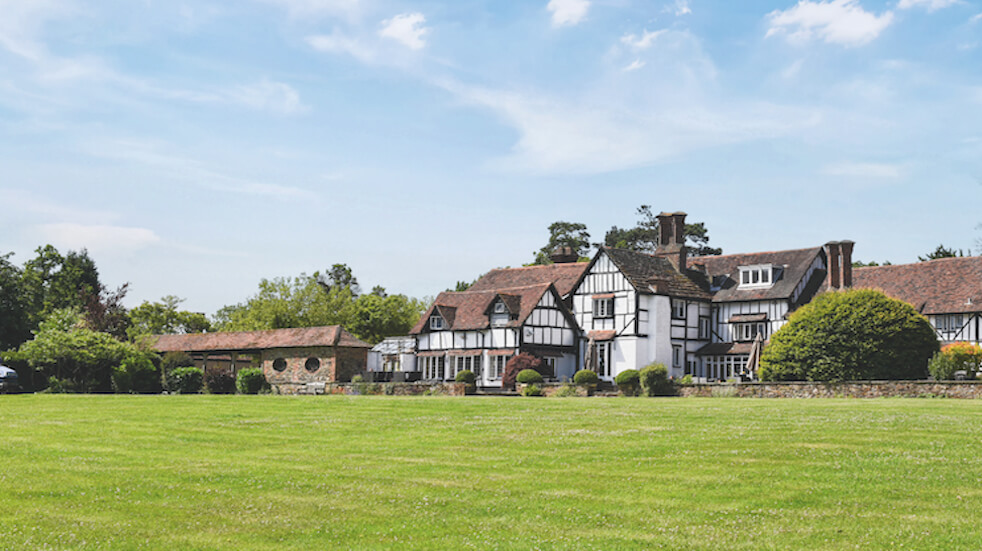Ghyll Manor review: this West Sussex hotel is great for single travellers