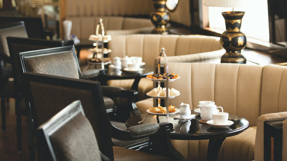 what youll eat on your river cruise afternoon tea