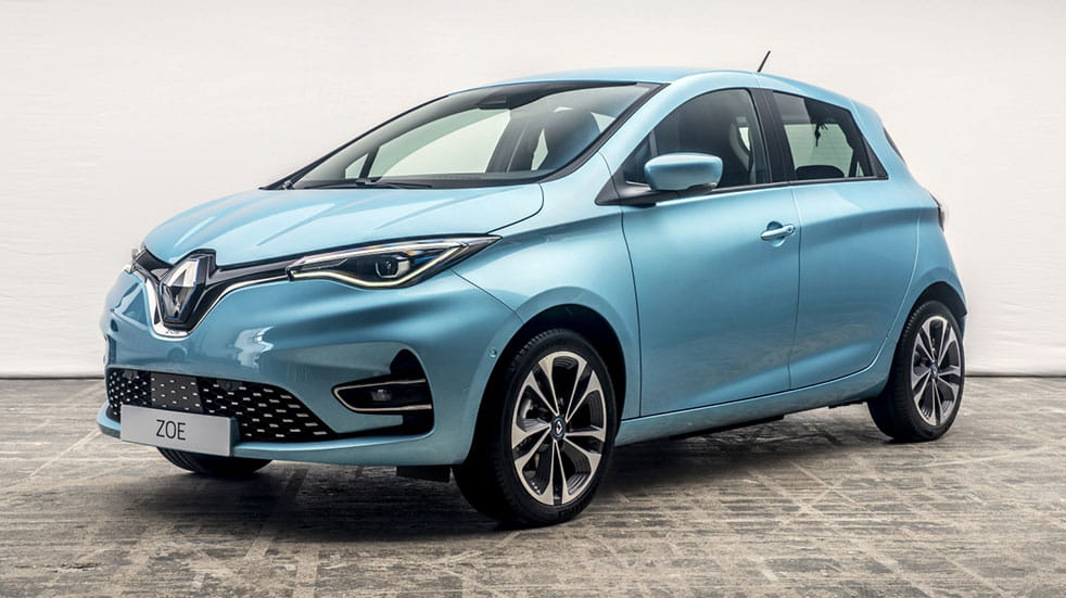 Best electric cars: 2019 Renault Zoe