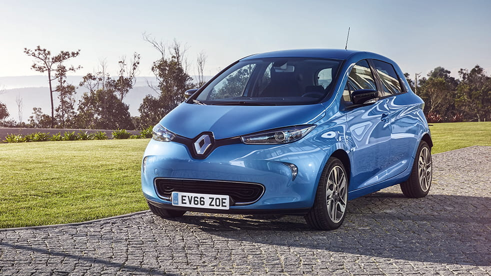 The best Renault electric cars