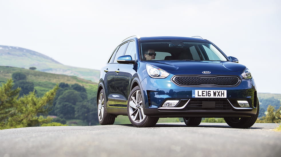 The best kia electric cars