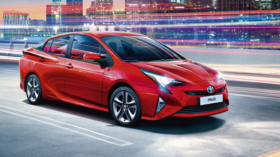 The best prius electric cars
