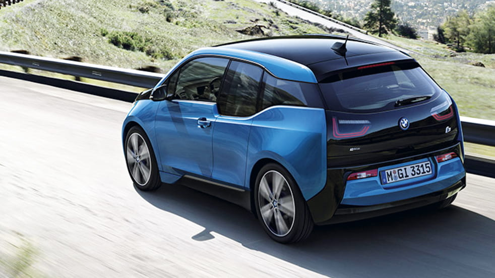 The best bmw electric cars
