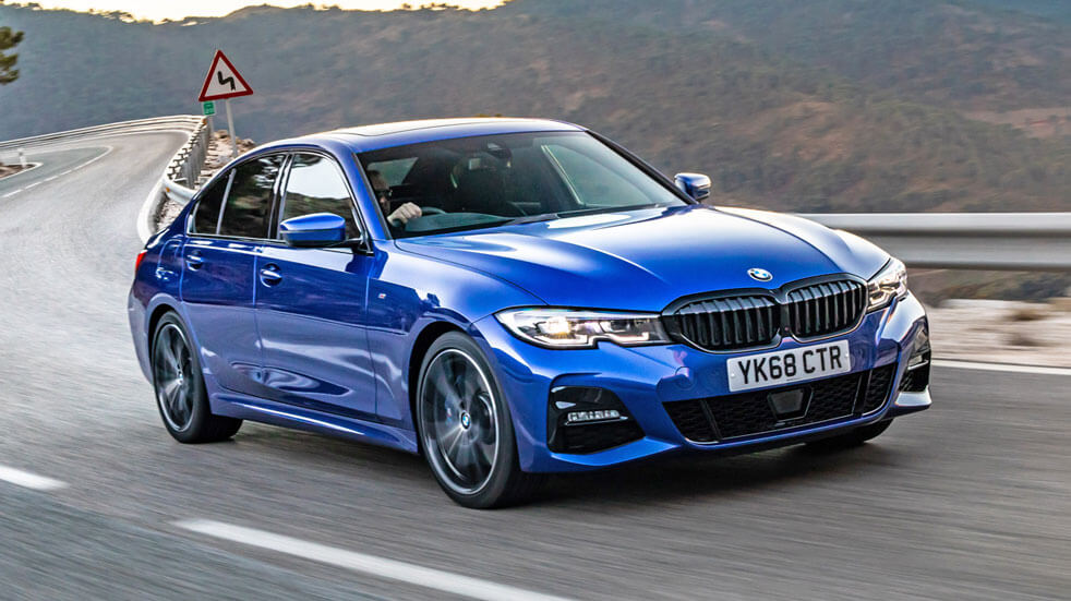 Guide to electric cars BMW 330