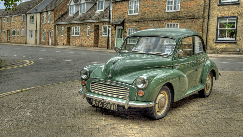 where to buy a classic car morris minor