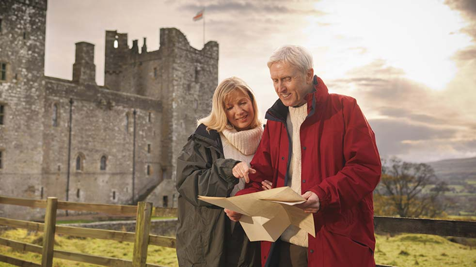Heritage Open Days and local history couple Bolton castle