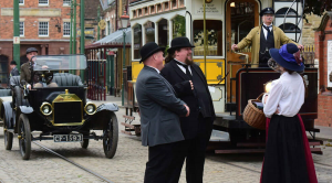 Historic costumes, motors and shop fronts galore at Beamish Museum