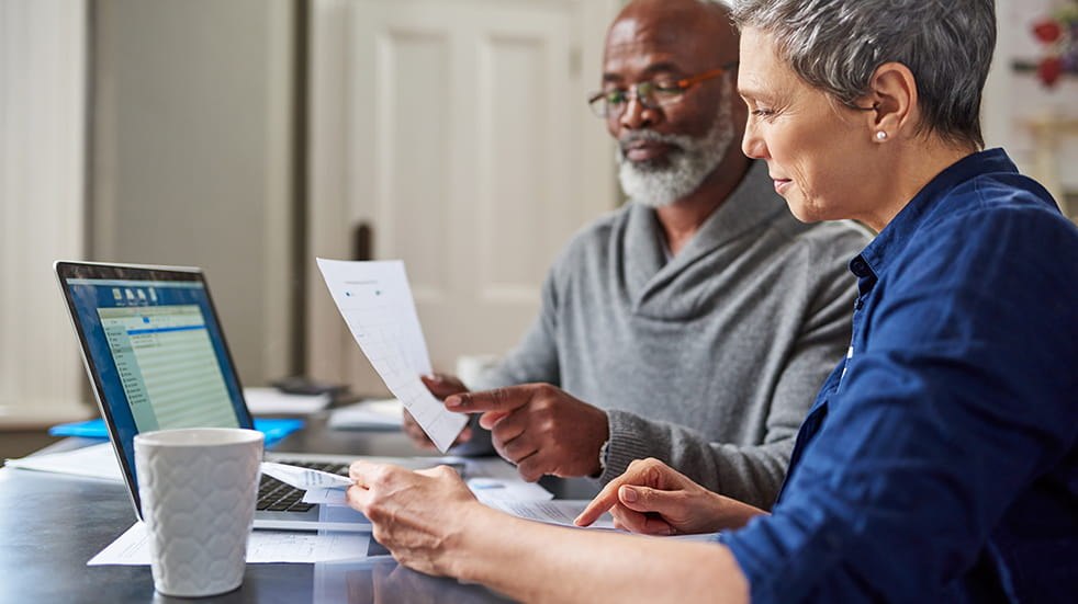 Manage your finances for the new year: planning for your pension