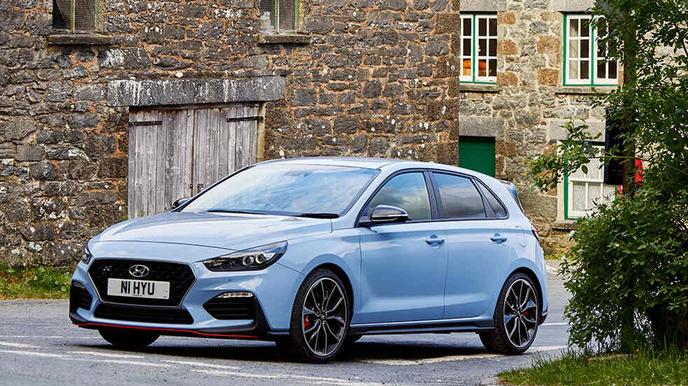 Hyundai i30N car review: hot hatch