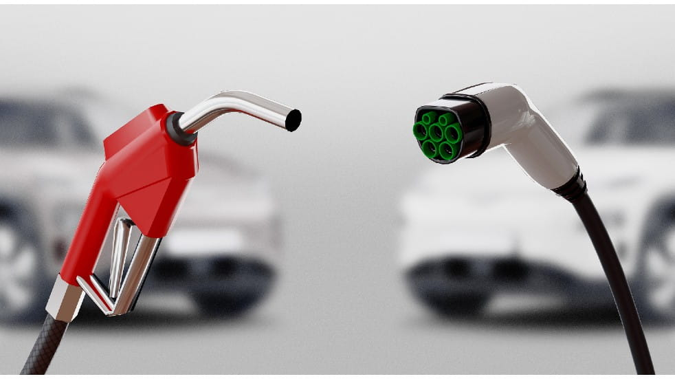 Is it still worth buying a petrol or electric car petrol pump and electric charger