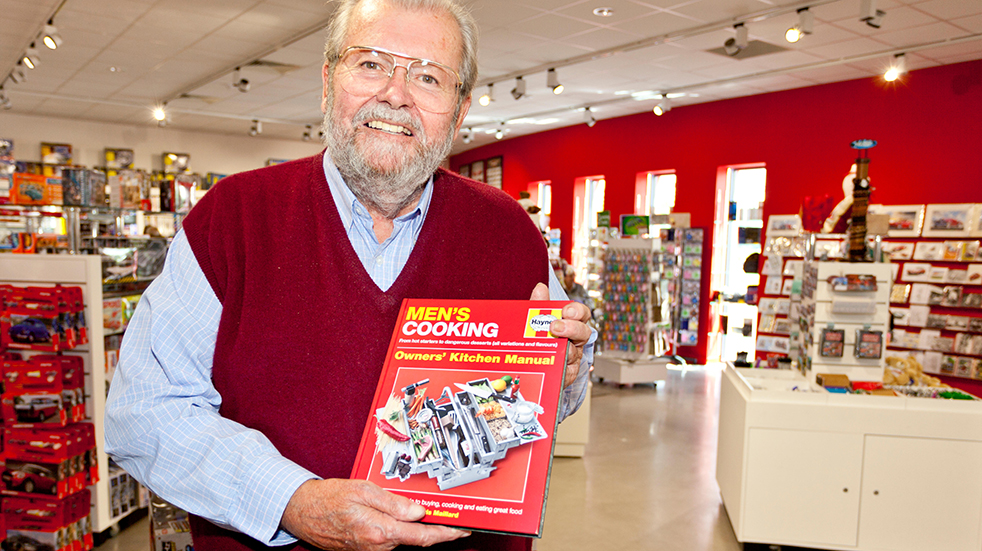 John Haynes obituary: Haynes Manuals
