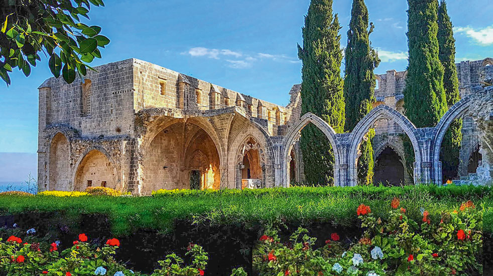 Bellapais Abbey, Northern Cyprus