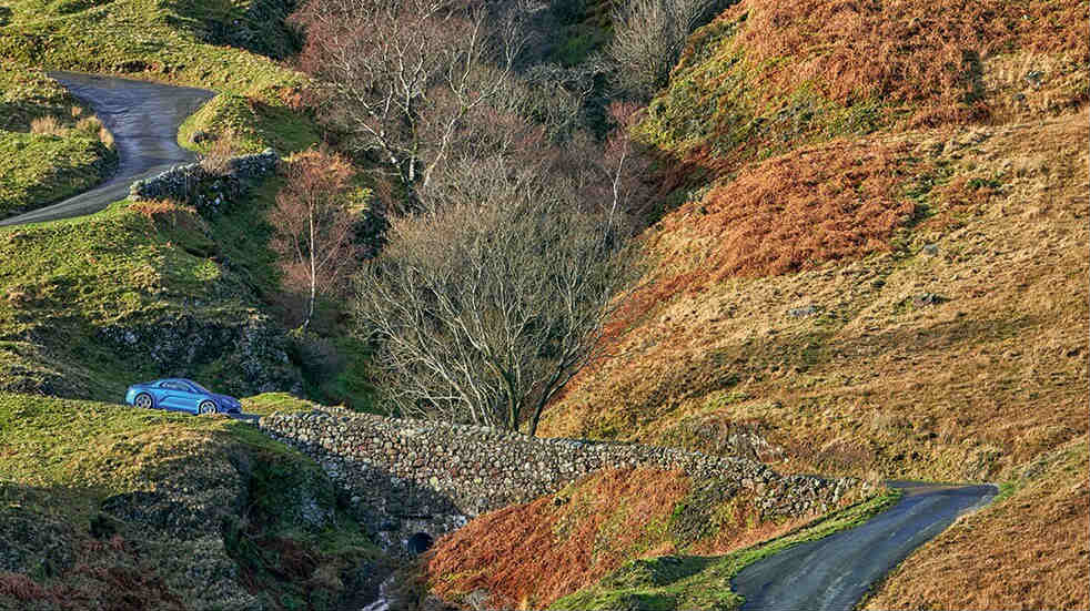 Lake District great drive: road trip up Hardknott Pass