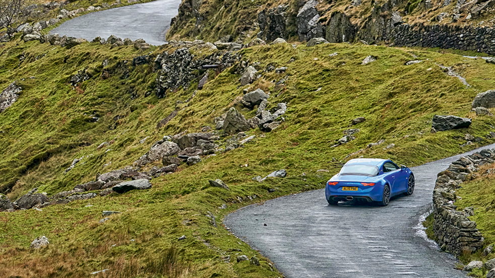 Lake District great drive: road trip up Honister Pass to Via Ferrata