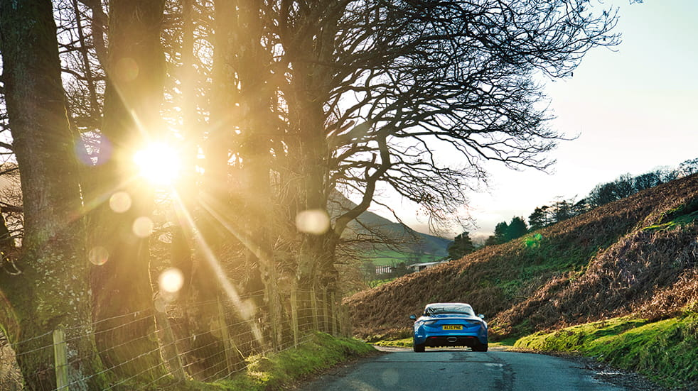 Lake District great drive: road trip through Newlands Valley