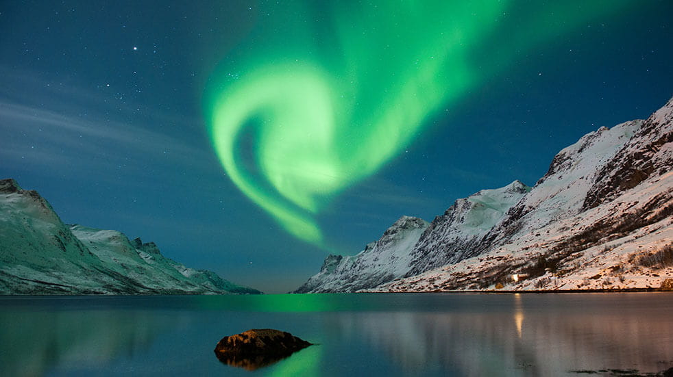 Northern Lights in Tromso, Norway, with Best Served Scandinavia
