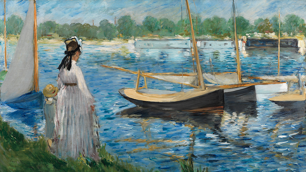Hot tickets for a London day trip: Courtauld Impressionists