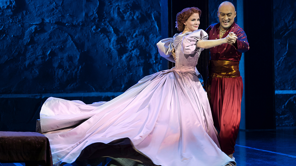 Hot tickets for a London day trip: The King and I