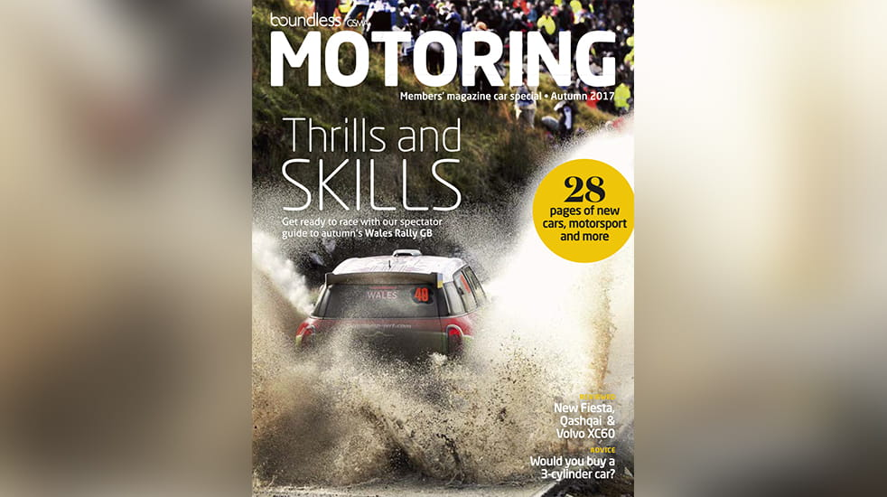 September October Motoring Supplement