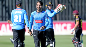 Meet Rashid Khan: Sussex Sharks T20 bowler
