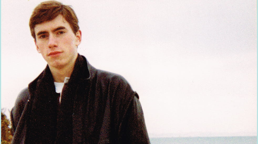 Simon Reeve: his early journalism career