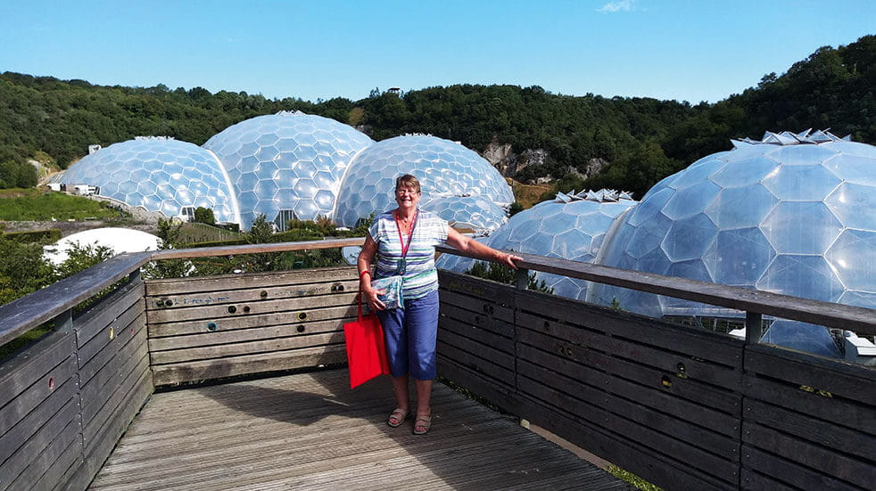 Members letters: Veronica Colling at the Boundless Eden Project event