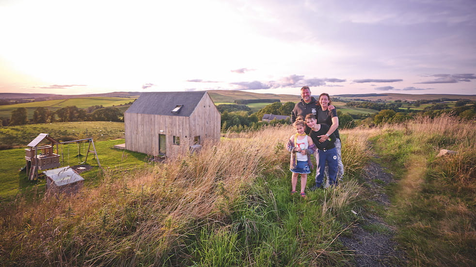 A great drive in Northumberland: where to stay in Northumberland