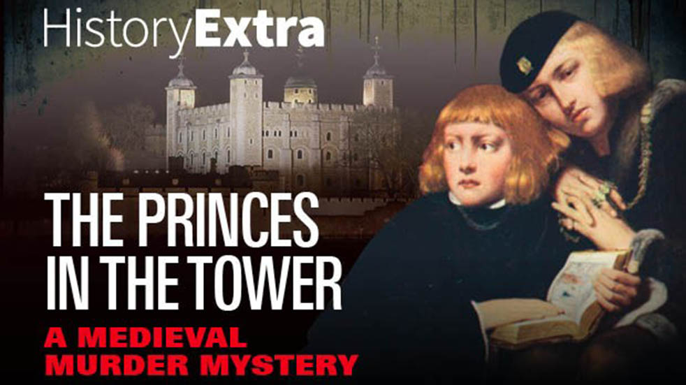 October half-term activities Princes in the Tower