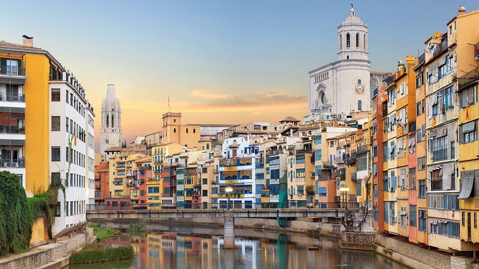 Perfect city break: Girona in Spain