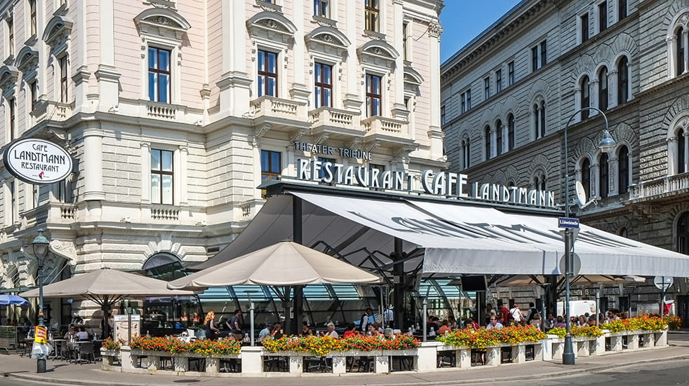 Perfect city break: Vienna for foodies