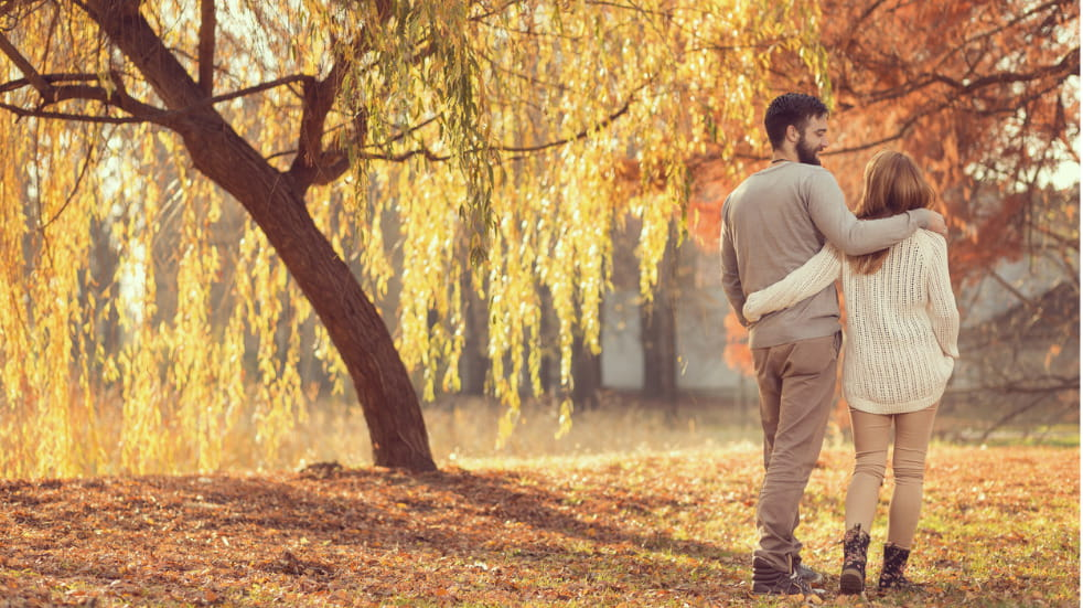 Things to do for couples in the autumn
