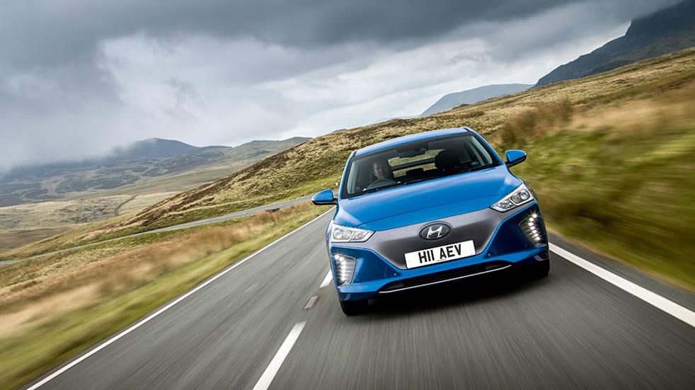 Should you buy an electric car: Hyundai Ioniq