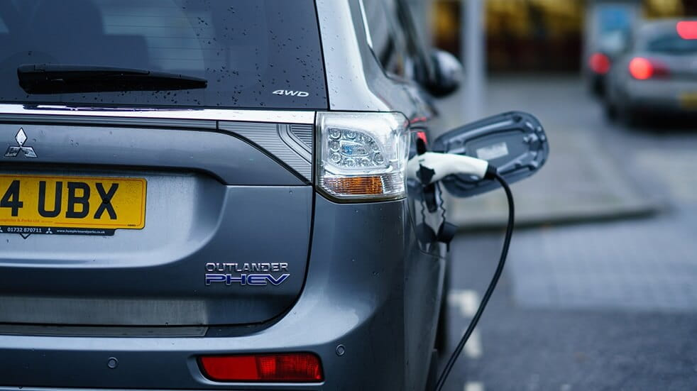 Should you buy electric car: Mitsubishi Outlander PHEV