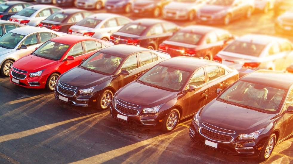 Should you buy a new or secondhand car car lot